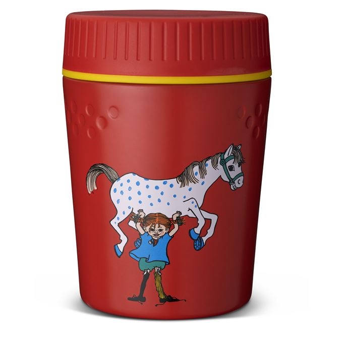 Primus TrailBreak Lunch jug 400 Pippi Red Lunch Jugs Red Main