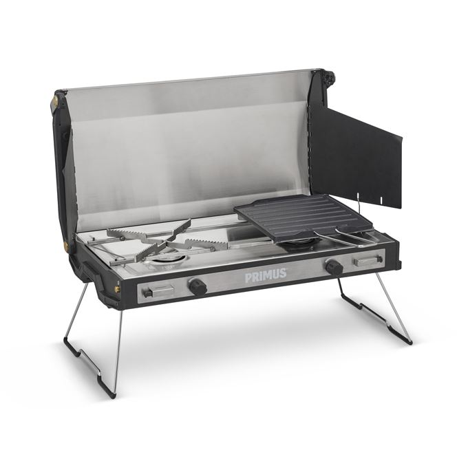 Primus Tupike Stove Campfire Stoves & Grills Grey Main